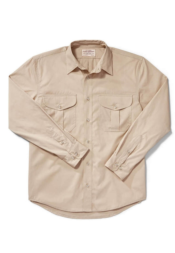 Filson's Feather Cloth Shirt Hemd - FASANIS