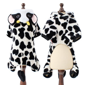 Moo-ve Over Cow Costume