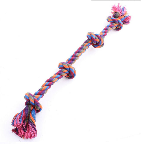 Tug-of-War Knotted Rope Toy