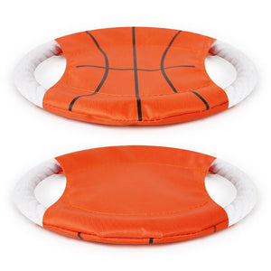 Sports Themed Rope Flying Disks