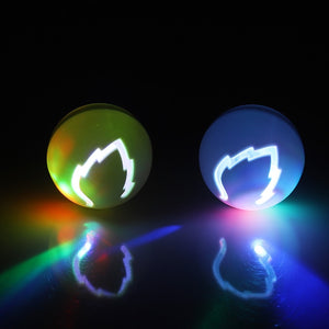 3 Piece LED Rolling Ball Toy Set