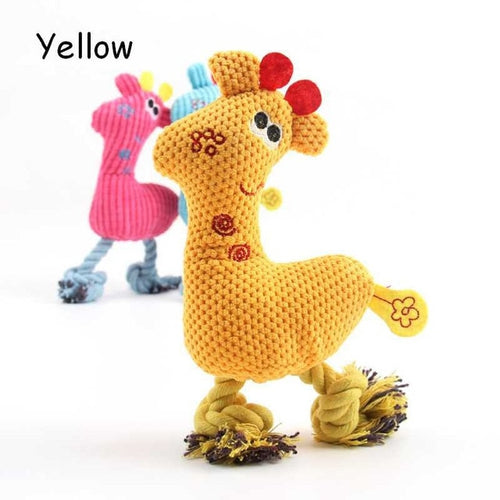 Giraffe Chew Toy
