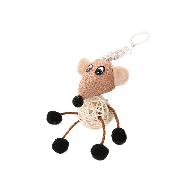 Wicker Pals String Toy