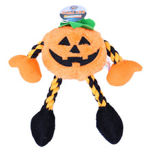 Load image into Gallery viewer, Funny Pumpkin Plush Toy