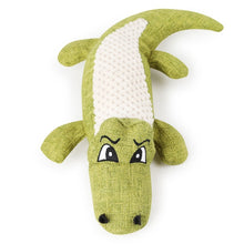 Load image into Gallery viewer, Crocodile Squeak Toy