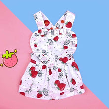 Load image into Gallery viewer, Strawberry Fields Dress