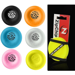 Zipchip Pocket Flexible Flying Disc