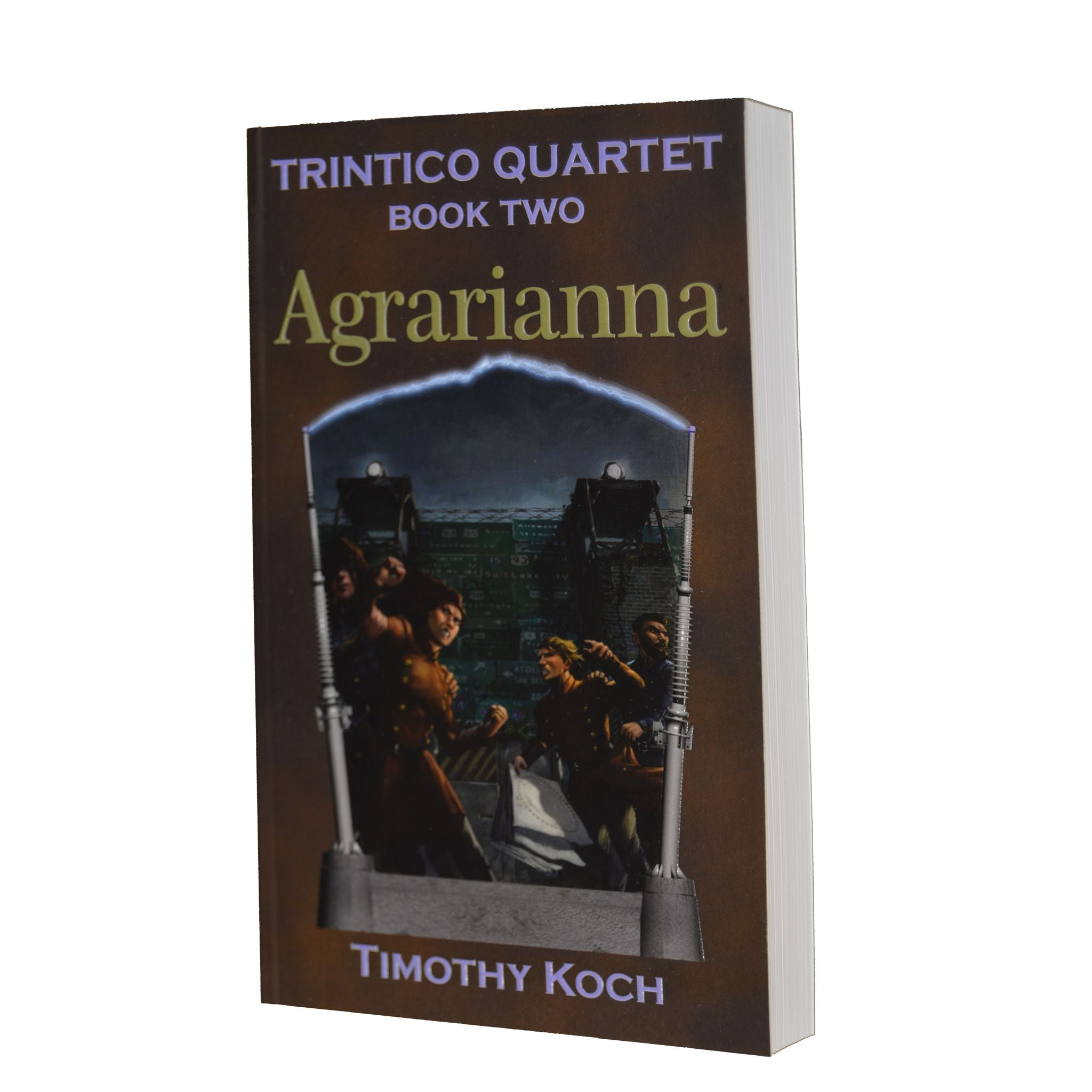 Agrarianna - Book Two