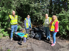 Failsworth, North Manchester, Community Work, Canal & River Trust, Northern Fire