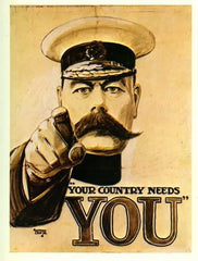 Environment, Lord Kitchener, Campaign, Northern Fire