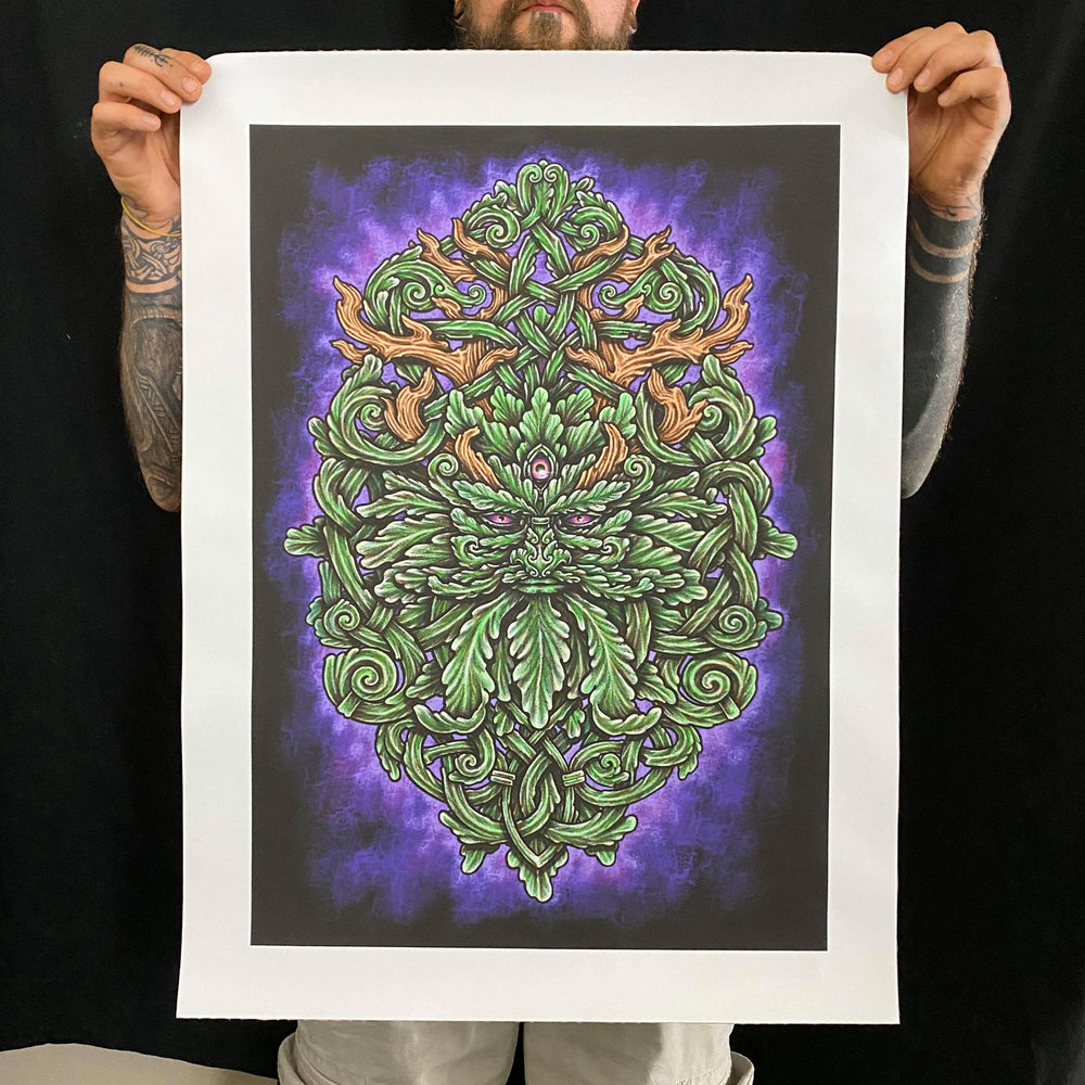 Load image into Gallery viewer, Spirit Of Greenman