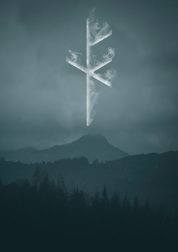 Nordic Animist Calendar photography by jamie massie