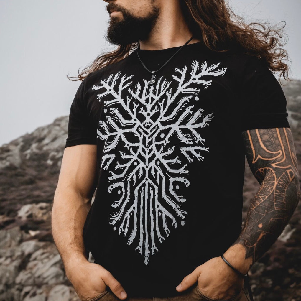 viking god odin t shirt, norse father of the gods, allfather