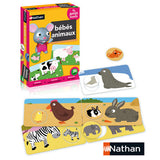 Puzzle Mutter & Kind von Nathan