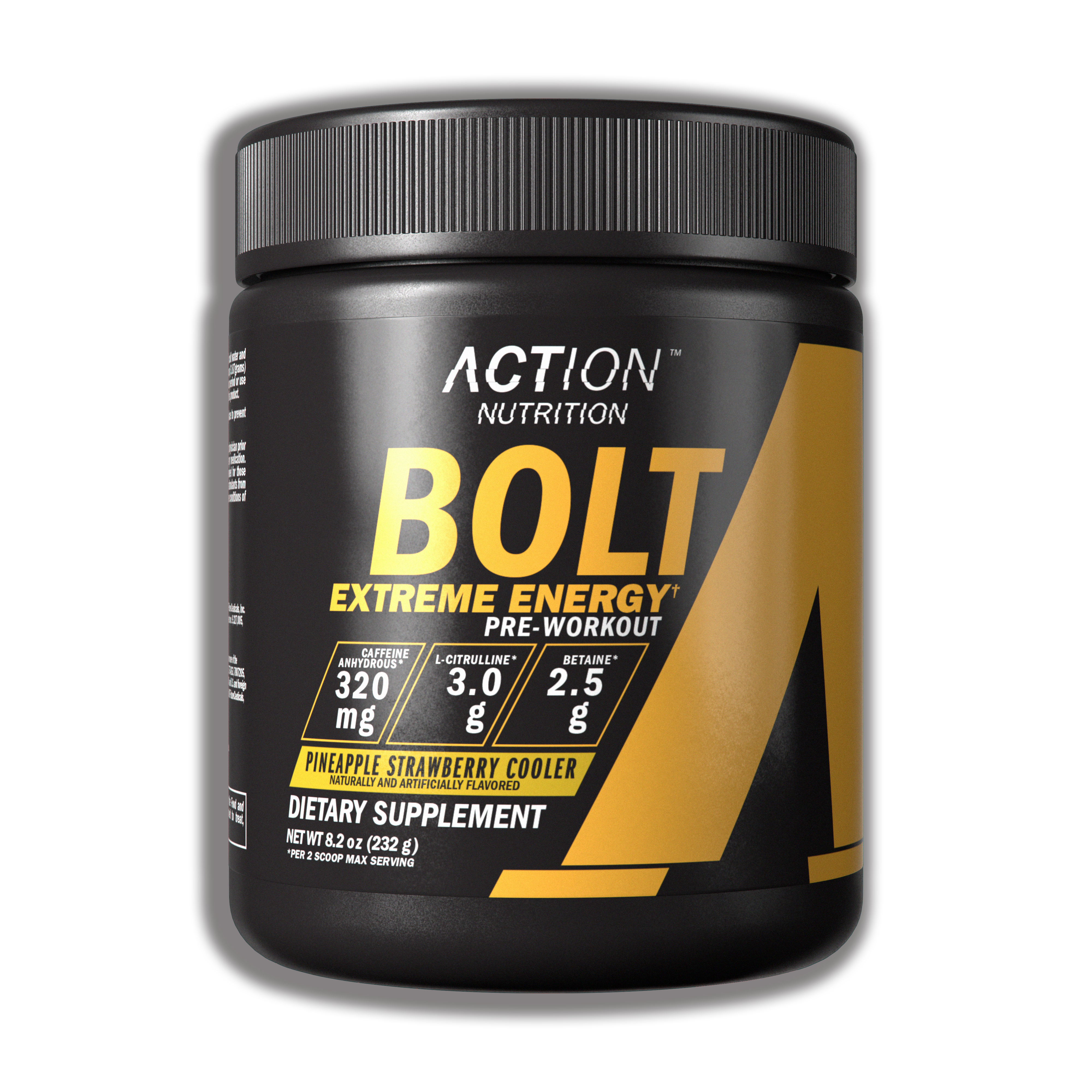 BOLT Extreme Energy Pre-Workout