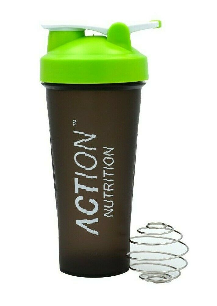 Action Nutrition Shaker Cup with Ball