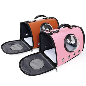 Bling Cat Carrier Capsule Hand Bag