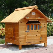 Load image into Gallery viewer, BlingDog Dog House With Camo Roof Top - nekorandomproducts