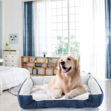 Load image into Gallery viewer, BlingDog Luxurious Memory Foam Dog Bed #1 - nekorandomproducts