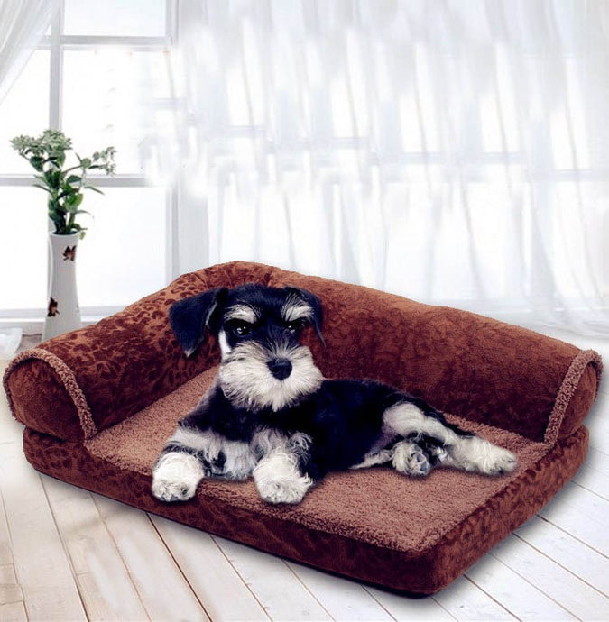 BlingDog Luxury Dog Bed #2 - nekorandomproducts