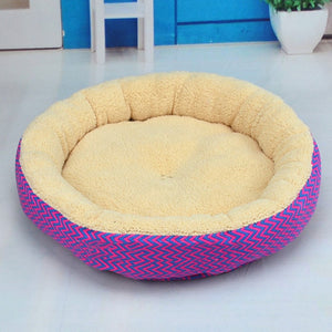 BlingDog Cozy Comfort Dog Bed - nekorandomproducts