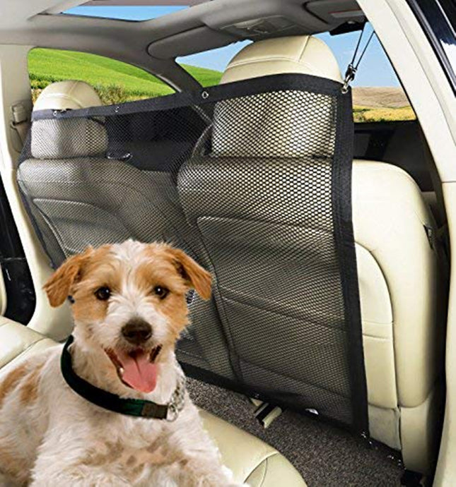 BlingDog Safety Mesh/Net For Vehicle Back Seat