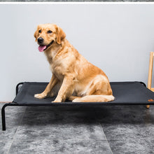 Load image into Gallery viewer, BlingDog Bite Proof Elevated Dog Bed