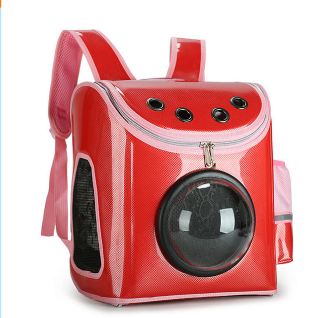 Bling Cat Carrier Space Capsule #2