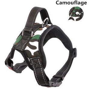 BlingDog Dog Harness For Large Dogs - nekorandomproducts