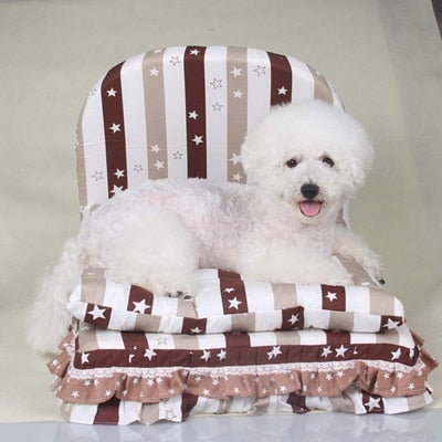 BlingDog Dog Bed #1 - nekorandomproducts