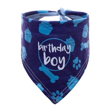 Load image into Gallery viewer, BlingDog Birthday Dog Bandana