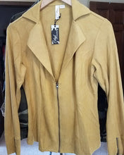 Load image into Gallery viewer, Ethyl Mustard Jacket