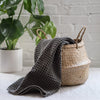 caro collection - waffle towel - hand towel - 100% cotton -