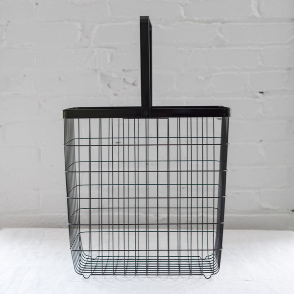 yamazaki - tower basket - tower laundry basket
