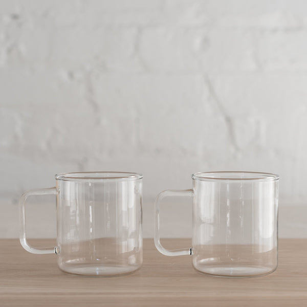 glass coffee mug - hay coffee mug - hay - glass coffee mug