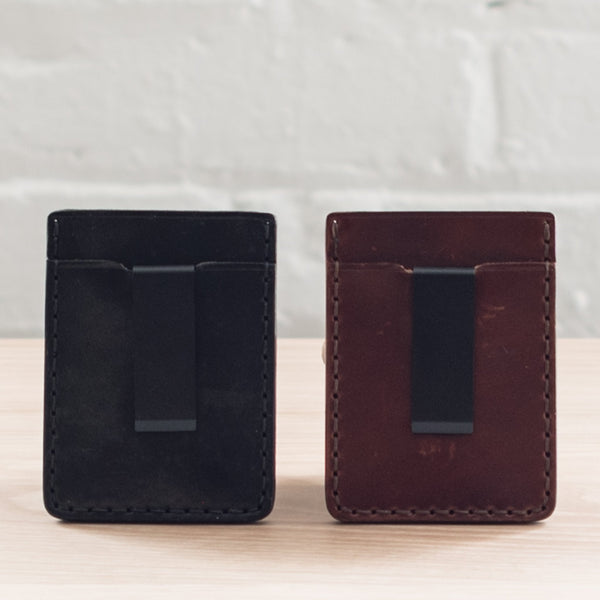 Hand-Stiched Money Clip