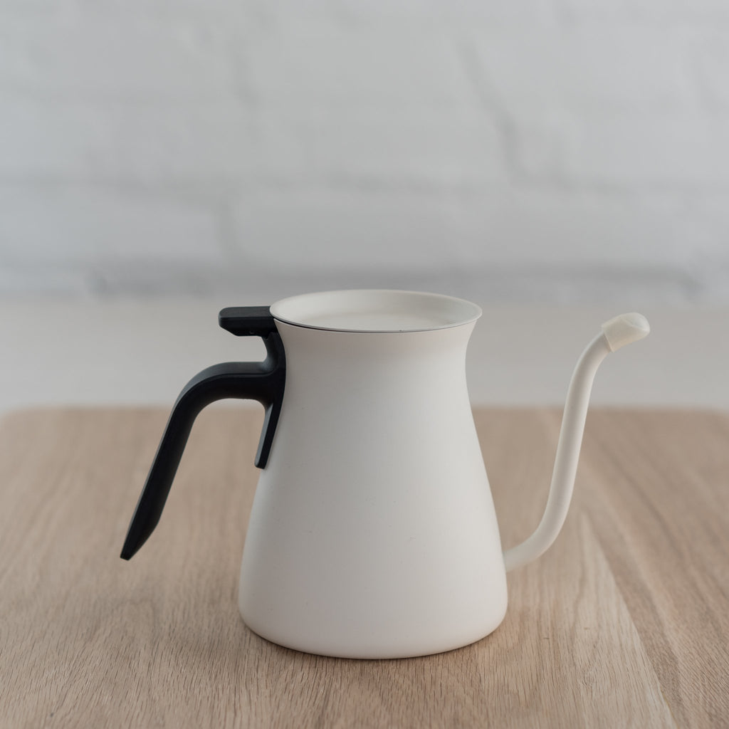 stainless steel pour over - pour over kettle - kinto kettle - kinto drip kettle