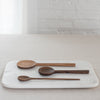 Organic Walnut Oval Spoon