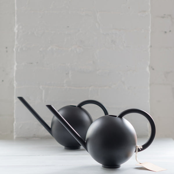 orb watering can - ferm living - ferm - watering can - indoor watering can - indoor plants