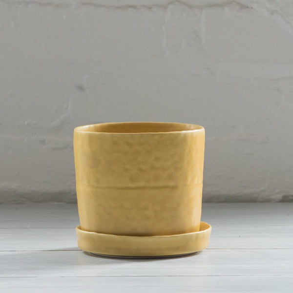 day break planter - porcelain planter - elizabeth benotti - daybreak planter