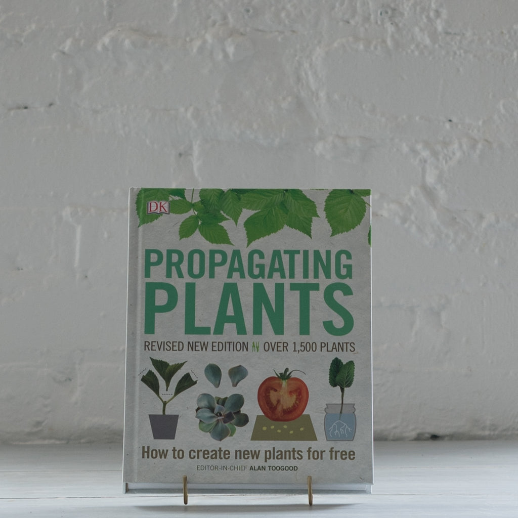 plant propagation - alan toogood - propagation book  - indoor plants