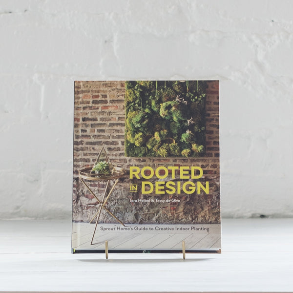 rooted in design - plant design book - plant design