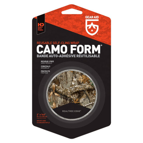 Camo Reusable Self-Cling Wrap
