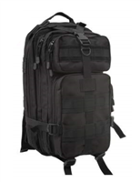 Medium Transport Backpack - Black