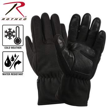 Micro Fleece All-Weather Gloves