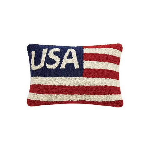 USA Flag Pillow