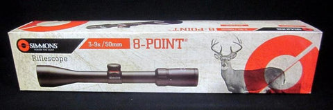 Simmons Riflescope 8-Point