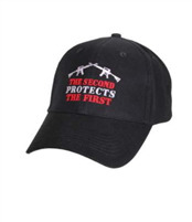 Second Protects the First Low Profile Cap