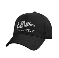 Join or Die Low Profile Hat