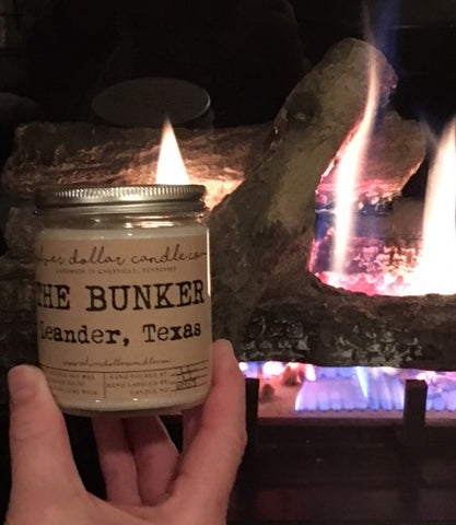 THE BUNKER Soy Candle